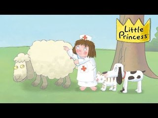 I Want My Sheep |  Cartoons For Kids  | Little Princess