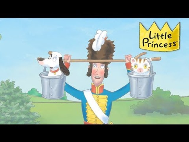 I'll Make You Strong! |  Cartoons For Kids  | Little Princess