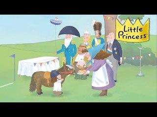 I Want A Gymkhana! |  Cartoons For Kids  | Little Princess