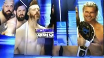 WWE Friday Night SmackDown! S17 - Ep15 Main Event Daniel Bryan, Dolph Ziggler & Roman Reigns vs. The Big Show, Kane & Sheamus (Dallas, TX) - Part 01 HD Watch