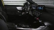 The new Mercedes-AMG A 35 4MATIC Interior Design