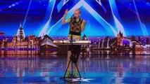 TOP 10 Funniest Comedians That Made SIMON COWELL Laugh on AGT & BGT - Got Talent Global