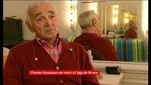 Charles Aznavour, itinéraire d'un géant de la chanson française