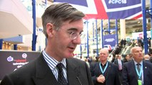 Rees-Mogg offers Irish border Brexit solution