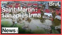 Saint-Martin, 1 an après l'ouragan Irma