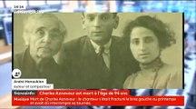 Décès de Charles Aznavour : Regardez la réaction d'André Manoukian