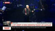 Décès de Charles Aznavour: La réaction de Jack Lang