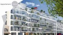 A vendre - Appartement neuf - PARIS (75018) - 3 pièces - 64m²