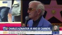 """""""Je garde en mémoire un grand éclat de rire"""", Michel Leeb raconte la dernière après-midi de Charles Aznavour et partagée ensemble"""