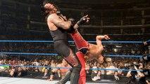 Shawn Michaels & John Cena vs. Batista & The Undertaker (No Way Out 2007)
