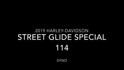 2019 Harley-Davidson Street Glide Special Dyno Video