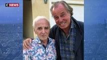 Michel Leeb: «Charles Aznavour adorait rire»