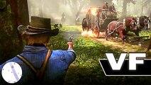 RED DEAD REDEMPTION 2 : Nouvelle Bande Annonce de Gameplay VF