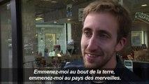 Mort de Charles Aznavour: réactions de fans à Paris