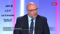 Stéphane Travert promet une « vigilance accrue » pour protéger les boucheries et les abattoirs