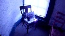 The Civil War Graffiti House Spirit Box Says Dennis's Name!! Lunar Paranormal Virginia
