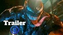 Venom Trailer - Defeats Riot Scene (2018) Tom Hardy Superhero Movie HD