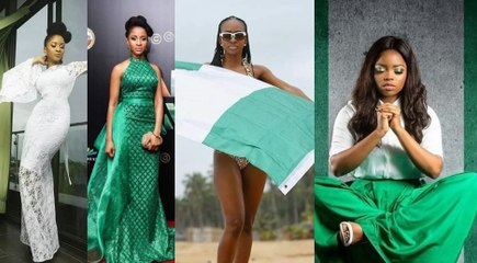 How Celebrities Marked Nigeria's 58th Independence Day