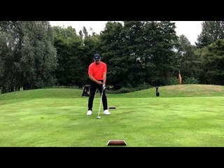How to play a stinger golf shot like Tiger Woods