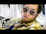 ROCKETMAN (FIRST LOOK - Official Trailer NEW) 2019 Taron Egerton, Elton John Biopic Movie HD