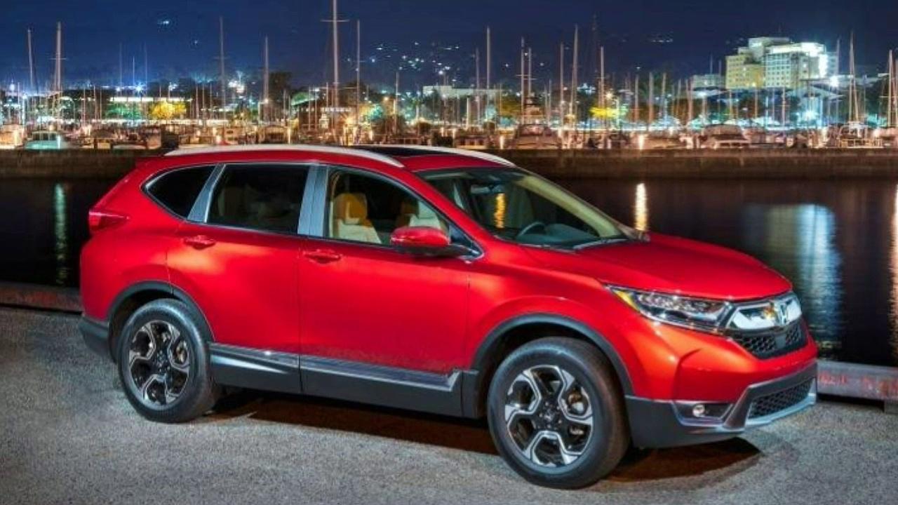 Honda CR-V 2018 Car Review