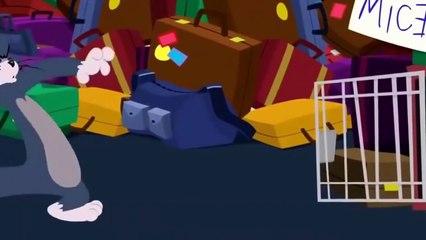 Perché nel cartone animato tom e jerry non si vedono mai i volti