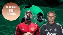 Mourinho et Pogba se détestent
