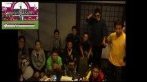 Des parieurs Japonais devant le Prix de l'Arc de Triomphe 2012