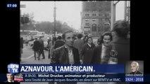 """Le """"Frank Sinatra français"""", comment était perçu Charles Aznavour aux États-Unis"""