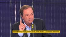 """Stéphane Travert est """"un politicard de première"""" dénonce Michel-Edouard Leclerc, PDG de E. Leclerc"""