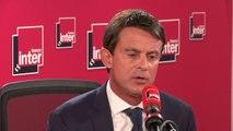 """Manuel Valls : """"À Évry, je n'abandonne personne, j'ai servi cette ville pendant 18 ans"""""""