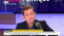 """""""En septembre, la consommation n'est pas bonne"""",  alerte Michel-Edouard Leclerc"""