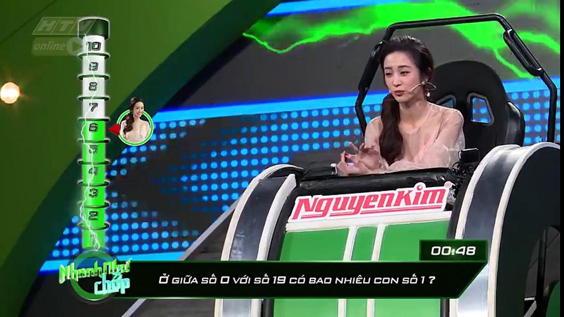 Jun Vũ tiết lộ gia đình ở Thái Lan - HTV NHANH NHƯ CHƠ-P 2 - -NNC -1