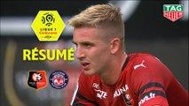 Stade Rennais FC - Toulouse FC (1-1)  - Résumé - (SRFC-TFC) / 2018-19