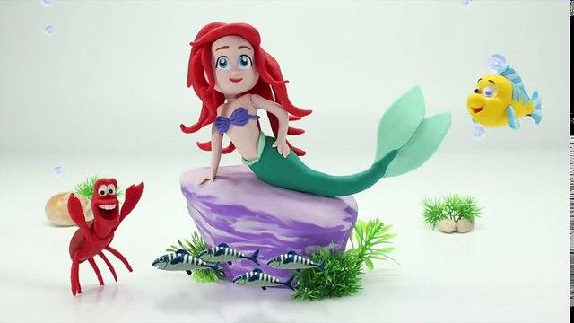 Tv cartoons movies 2019 Frozen Elsa & Anna Play With Sand - Superhero Babies Play Doh Cartoons - Stop Motion Movies