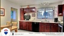 Maison - à vendre - Pierrefonds-Roxboro - 17709758
