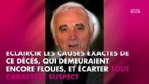 Charles Aznavour mort : les véritables causes révélées