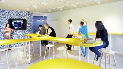 El diseño que motiva el aprendizaje en los colegios
