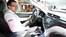 La Toyota Camry en direct du Mondial de Paris 2018