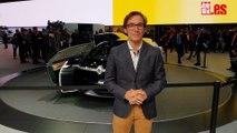 Los coches eléctricos más espectaculares del Salón de París 2018