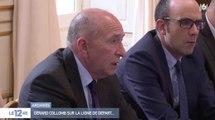 Macron a refusé la démission de Collomb - ZAPPING ACTU DU 02/10/2018
