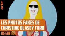 Les photos compromettantes de Christine Blasey Ford - DÉSINTOX - 02/10/2018