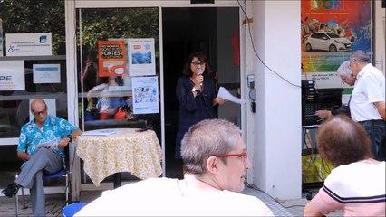 Hommage à Colette VIVIERE Généreuse bienfaitrice de l'APF Pays Basque