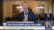 """""""M.Collomb a envie de partir, qu'on le laisse partir"""", appelle Adrien Quatennens (France Insoumise)"""