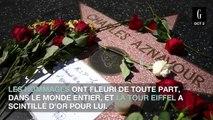Décès de Charles Aznavour : hommage national