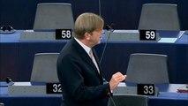 Brexit: Britânicos enfurecem eurodeputados