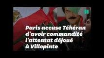 Qui sont les Moudjahidines du peuple iranien qui étaient visés à Villepinte?