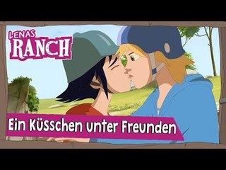 Ein Küsschen unter Freunden | Folge 14 | Lenas Ranch