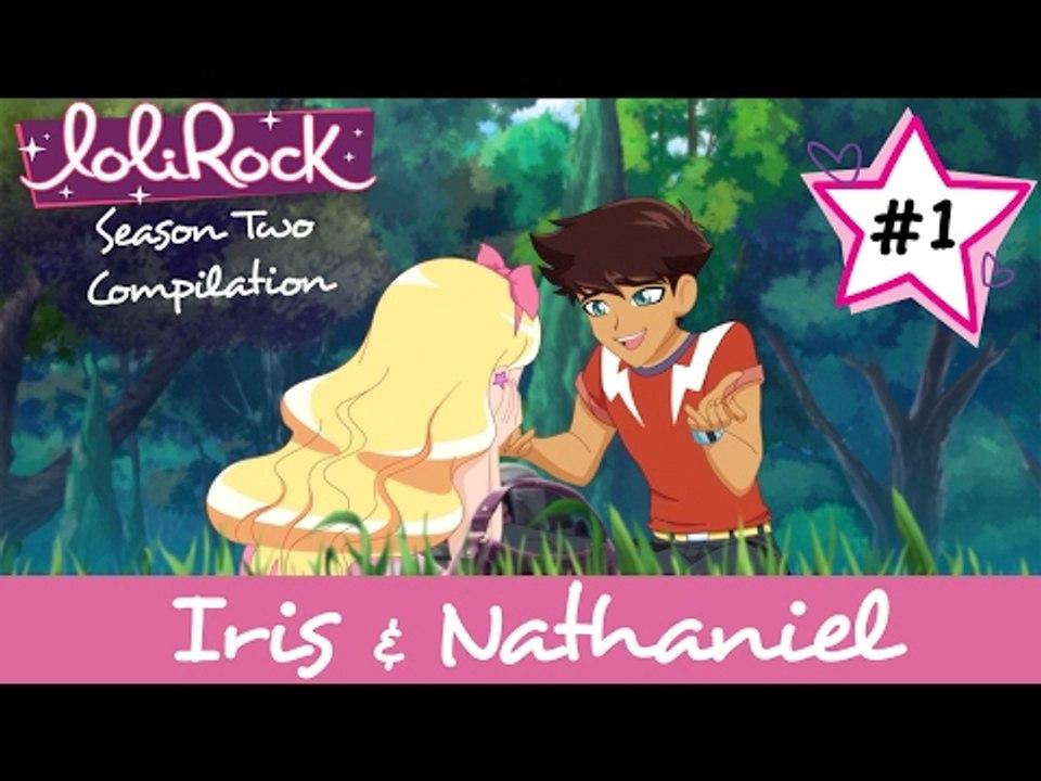 Iris & Nathaniel #1   Season 2 Compilation   LoliRock