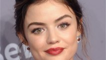 Lucy Hale Game For Pretty Little Liars Reunion